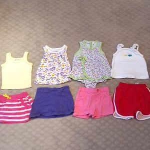 New listing! 4 summer outfits!